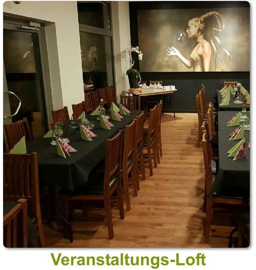 Veranstaltungs-Loft © Brot und Spiele Postbauer-Heng
