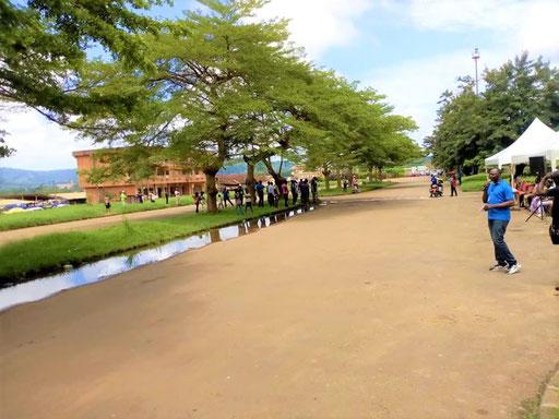 Eseka Une vue de la ville