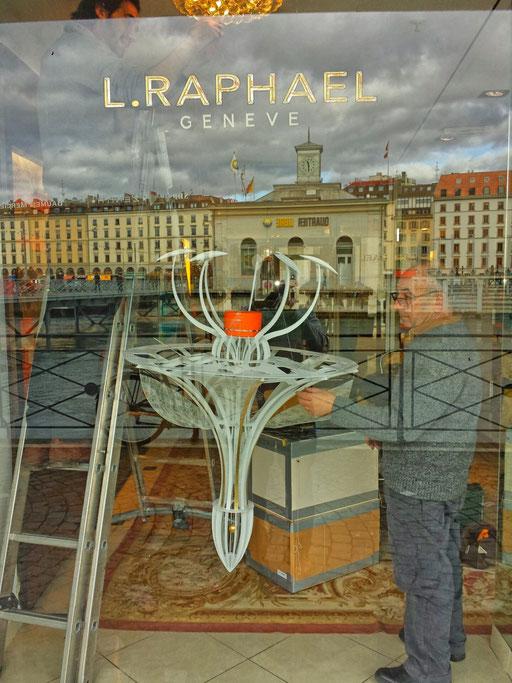 Fleurs Fantastiques L.Raphael 2.015 Creations Hervé Arnoul for WM