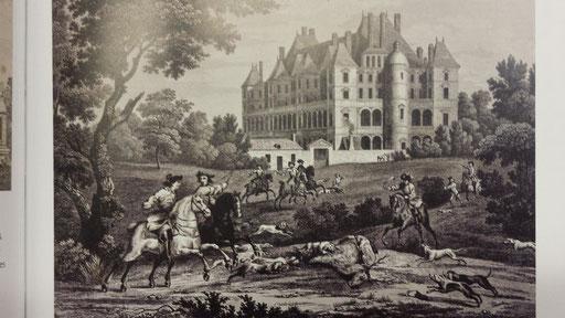 Château de Boulogne dit de Madrid Recherches documentaires Hervé Arnoul.