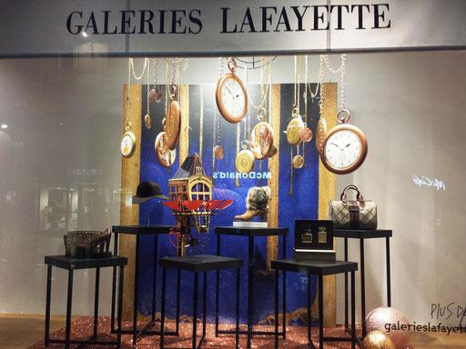 Noel Fantastique 2.013 Hervé Arnoul pour Galeries Lafayette.