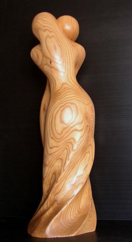 LA VALSE -  orme - 54 x 22 cm - 1400 €