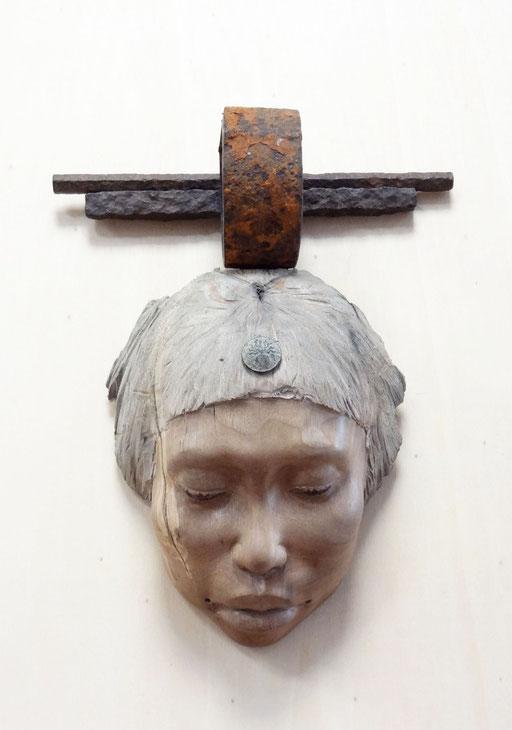 Idole -30 x 20 cm  Vendue