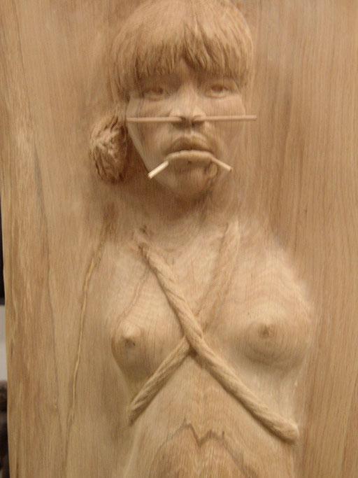 AMAZONIENNE 2 -      Vendue