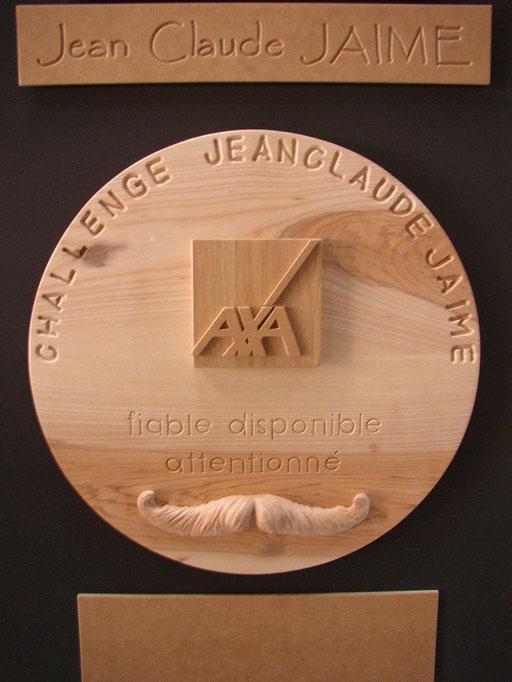 """Bois de frêne """"Trophée AXA"""""""