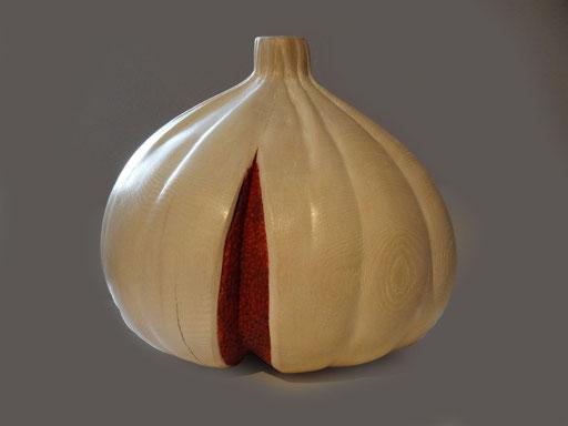 FIGUE MURE - Frêne - 24 x 20 cm  - 600 €