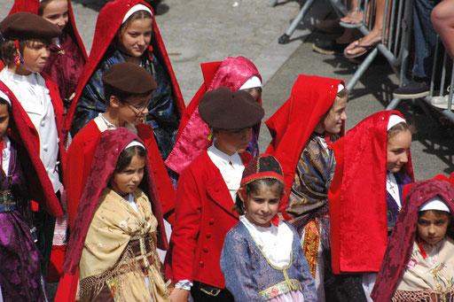 Fêtes traditionnelles du 15 août Laruns - www.le-refuge-des-marmottes.com