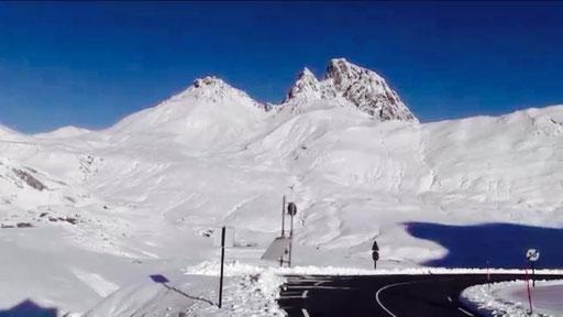 Col du pourtalet - www.le-refuge-des-marmottes.com