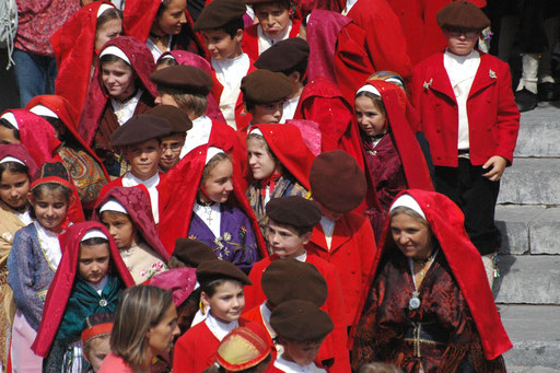 Fête traditionnelle du 15 août à Laruns - www.le-refuge-des-marmottes.com