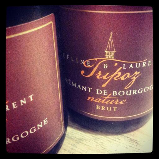 Un Crémant de Bourgogne, comme j'aime