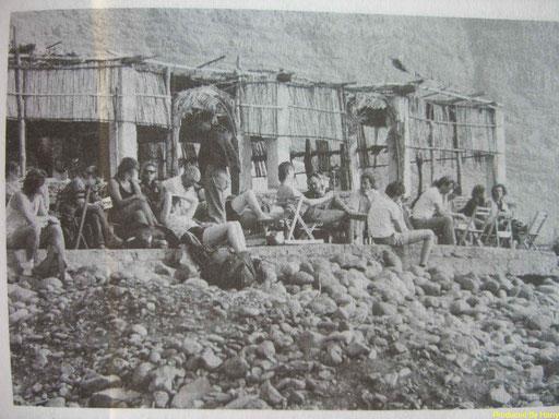 Casa Maria vor ca. 50 Jahren  Hippie Kult