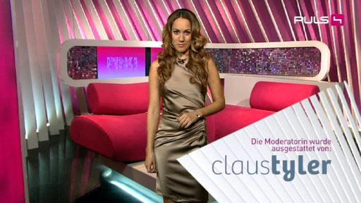 Austrias Next Topmodel Backstage