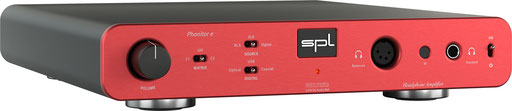 SPL Audio Phonitor e RED