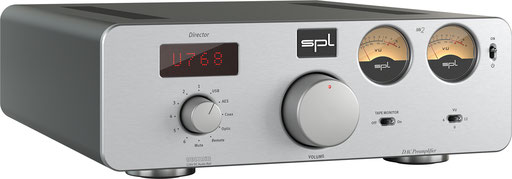 SPL Audio Director MK2 SILVER