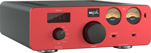SPL Audio Director MK2 RED