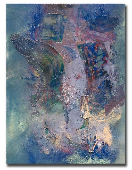 """Thomas Girbl """"EARTHS CRUST""""  120x160cm 2014"""