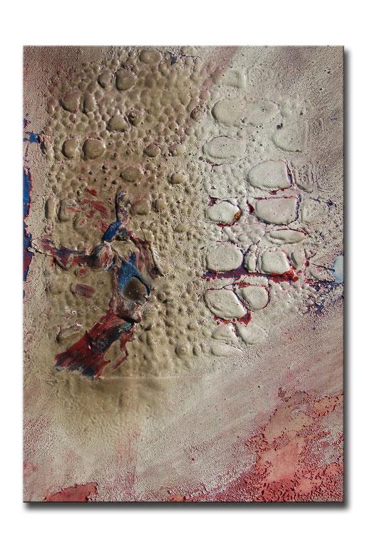 """Thomas Girbl """"eastern cotton wood white"""" 50x70cm 2009"""