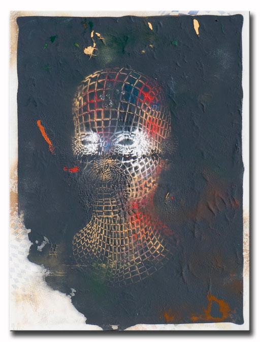 "Thomas Girbl ""Tomorrow"" 120x160cm 2014"