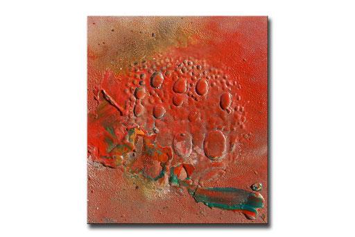 "Thomas Girbl ""eastern cottonwood red"" 38x44,5cm 2009"