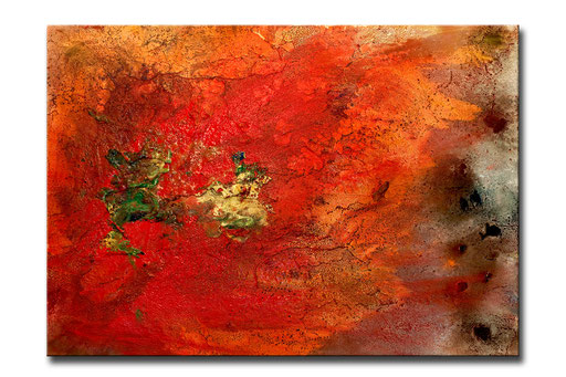 "Thomas Girbl ""GALAKTISCH"" 174,5x224cm 2009"