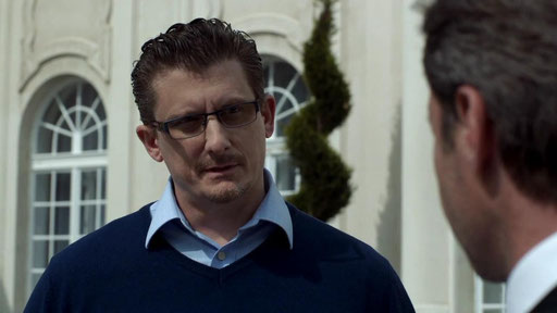 """Playing Martino Marrone in """"Transporter: the series"""" - Season 2 Ep: """"2B or Not 2B"""""""