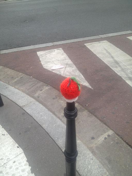 Tricot urbain, Boulogne-Billancourt