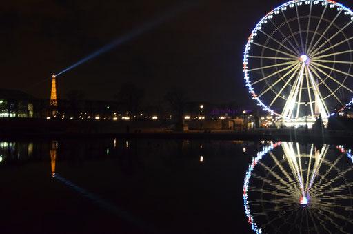 Tuileries et Concorde