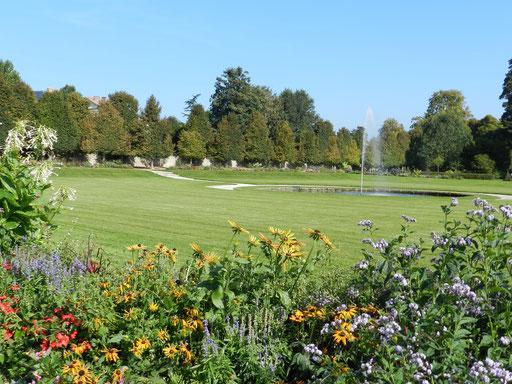 Château et parc de Rambouillet