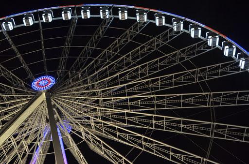 Concorde wheel