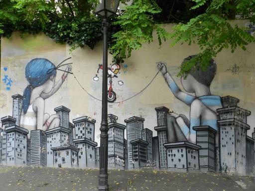 Seth, 13 arrondissement