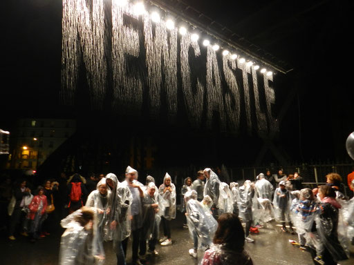 Nuit blanche (White night)