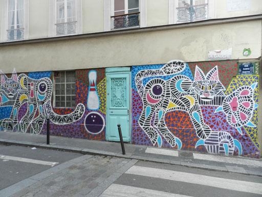 Rue Sainte-Marthe, 10th arrondissement