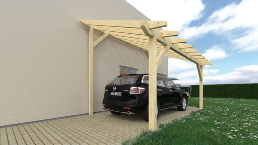 carport terrasse couverte