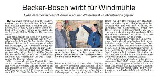 Wetterauer Zeitung, 07. Dezember 2017
