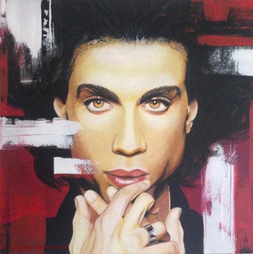 """prince""  Größe 80 x 80 x 3,8 cm"