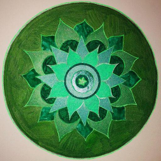 Sacred Energy Mandala