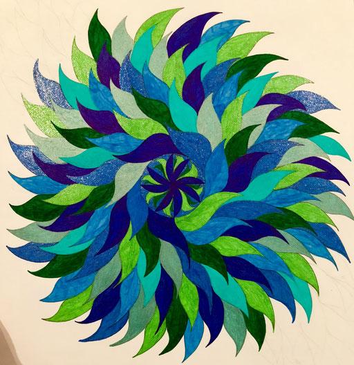 Winds of Change - Mandala ~
