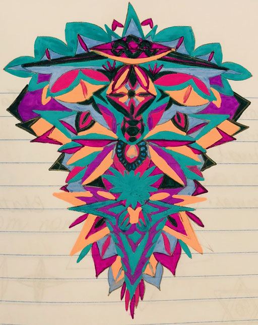 Doodle after Contemplation