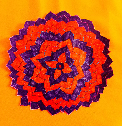 Blossoming Mandala 2
