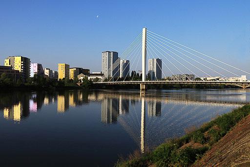 Pont Éric TABARLY NANTES Photo primée en 2018