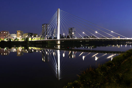 Pont Éric TABARLY NANTES
