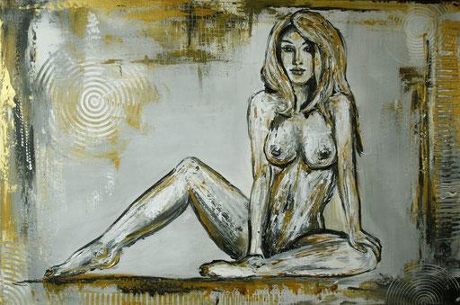 E 1 - Erotikbilder Acryl - Sexy