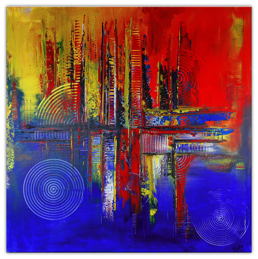 Abstrakte Kunst verkauft 368