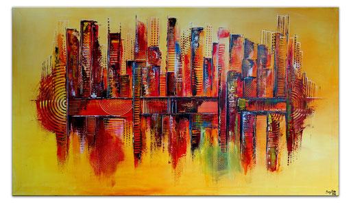 Abstrakte Kunst verkauft 381