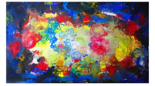 Abstrakte Kunstbilder verkauft 431