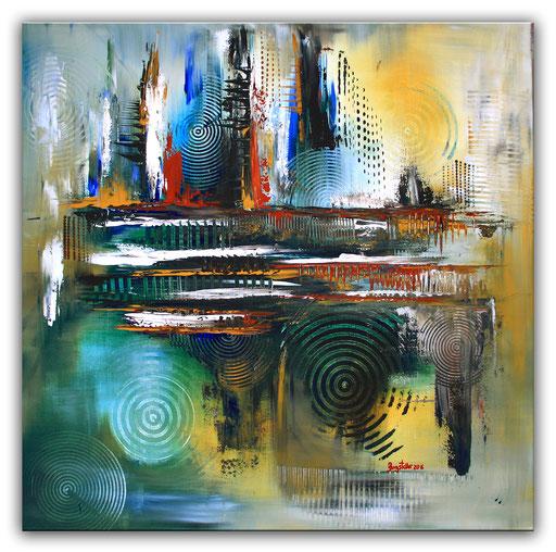 231 Verkaufte abstrakte Malerei