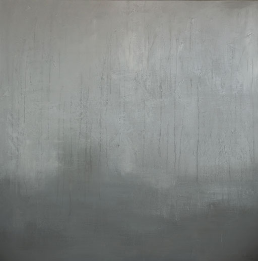 265 Verkaufte abstrakte Kunst Malerei grau