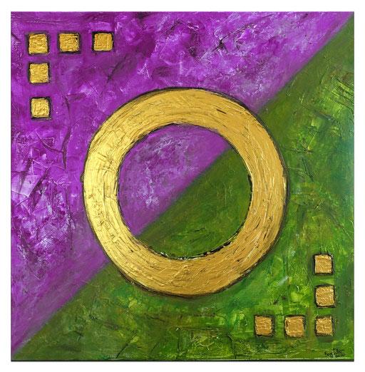 Abstrakte Kunst verkauft 411