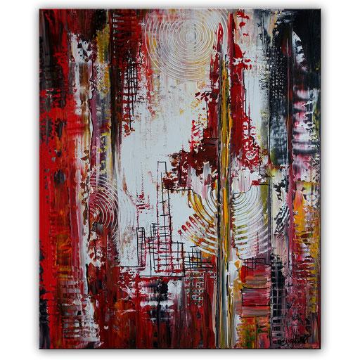 Abstrakte Kunst verkauft 364