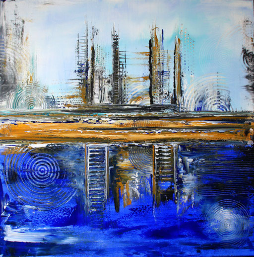 232 Verkaufte abstrakte Malerei